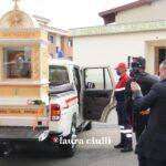 Covid-19, Viterbo si affida alla Madonna della Quercia. Processione straordinaria scortata dalle Forze dell'Ordine 5